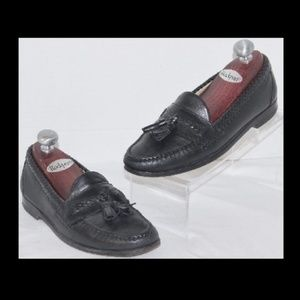Tassel Off To Buffalo Loafer Shoes